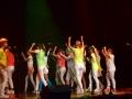 NKT groep danst
