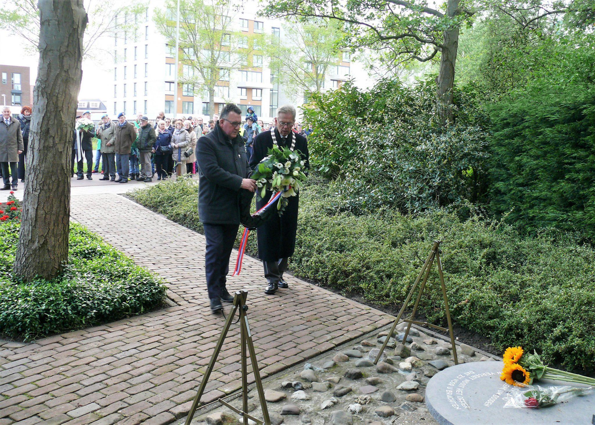 Piet Jonker dodenherdenking 2019 (5)