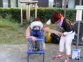 Piet Jonker zomerfair massage