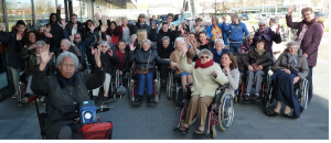 persbericht foto rolstoel uitje (2)
