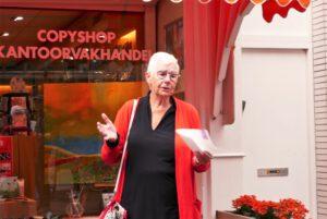 Wil Rijswijk, kunst in etalage